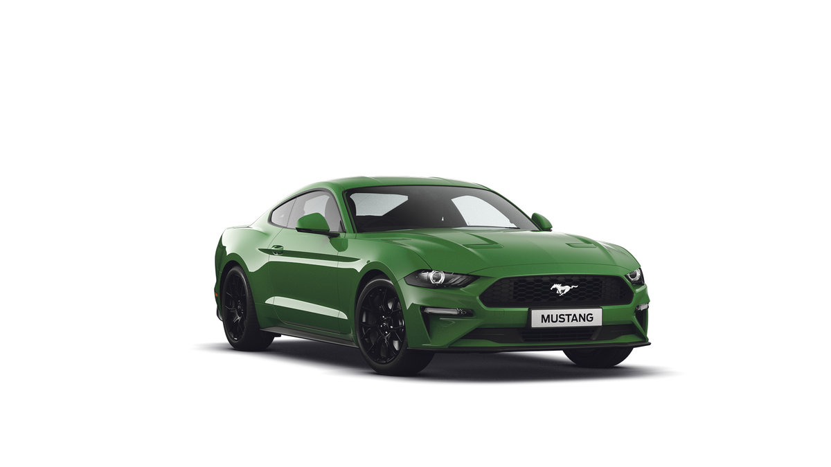 2018 ford mustang fn my19