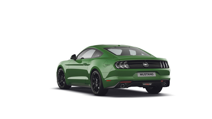 2018 MUSTANG  FN Fastback 2dr SelectShift 10sp RWD 2.3T [MY19]