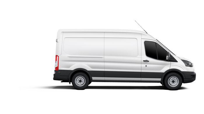 2018 TRANSIT 350L VO MY18.75 350L Van Mid Roof LWB 4dr Auto 6sp 1230kg 2.0DT