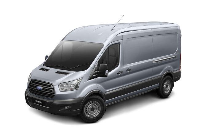 2019 Transit Van 350L LWB (FWD)