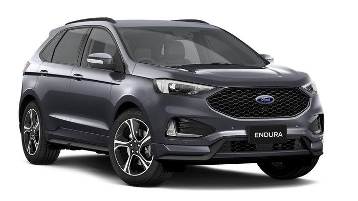 2019 ENDURA ST-Line CA ST-Line Wagon 5dr SelectShift 8sp FWD 2.0DT [MY19]