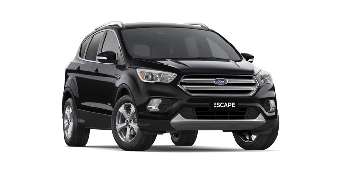 2019 Escape Trend Ford Escape Trend AWD 2.0L TC Petrol: fuel efficient and prepared for the highway and family. Mid sized SUV with reverse camera and front/rear sensorsand much more.<br/><br/> Standard with 8inch display providing enhanced view of rear camera, built-in Sat Nav, Bluetooth, Apple Carplay and Android Auto Connectivity.<br/><br/> Find out why all the smart people buy with confidence from our family owned business that has been operating out of Queensland for over 25 years. We are one of the longest serving Ford Dealers and pride ourselves on making things simple.<br/><br/> We have 12 brands across our Group and high quality used cars. We can arrange freight to all parts of Australia if required.<br/><br/> We provide hassle free finance with some of the best lenders in the industry ? quick answers at competitive rates is our specialty.<br/><br/> We also have access to the best valuation services in Australia so we can arrange the best trade price for you.<br/><br/> If you want a simple process when buying your next Ford, enquire today and let our team take the hassle out of it for you.