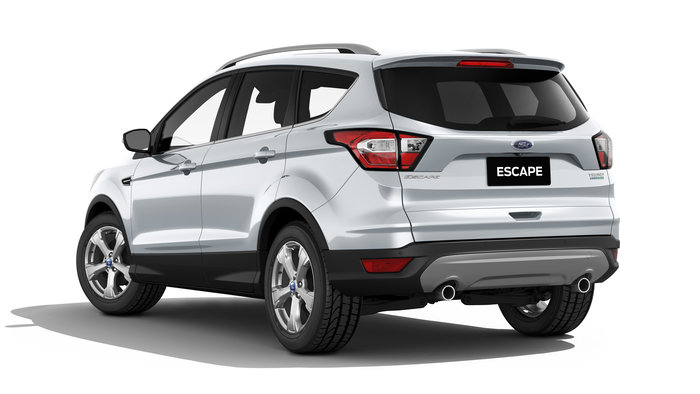 2019 Escape Trend Ford Escape Trend FWD. 1.5lt turbo, fuel efficient yet ready for the highway and family. Mid sized SUV with reverse camera and front/rear sensors andmuch more.<br/><br/> Find out why all the smart people buy with confidence from our family owned business that has been operating out of Queensland for over 25 years. We are one of the longest serving Ford Dealers and pride ourselves on making things simple.<br/><br/> We have 12 brands across our Group and high quality used cars. We can arrange freight to all parts of Australia if required.<br/><br/> We provide hassle free finance with some of the best lenders in the industry ? quick answers at competitive rates is our specialty.<br/><br/> We also have access to the best valuation services in Australia so we can arrange the best trade price for you.<br/><br/> If you want a simple process when buying your next Ford, enquire today and let our team take the hassle out of it for you.<br/><br/>