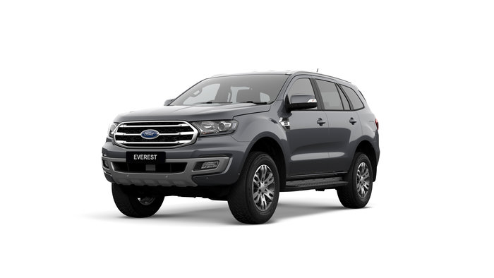 2019 EVEREST Trend UA II Trend Wagon 7st 5dr Spts Auto 10sp 4WD 2.0DTT [MY19]