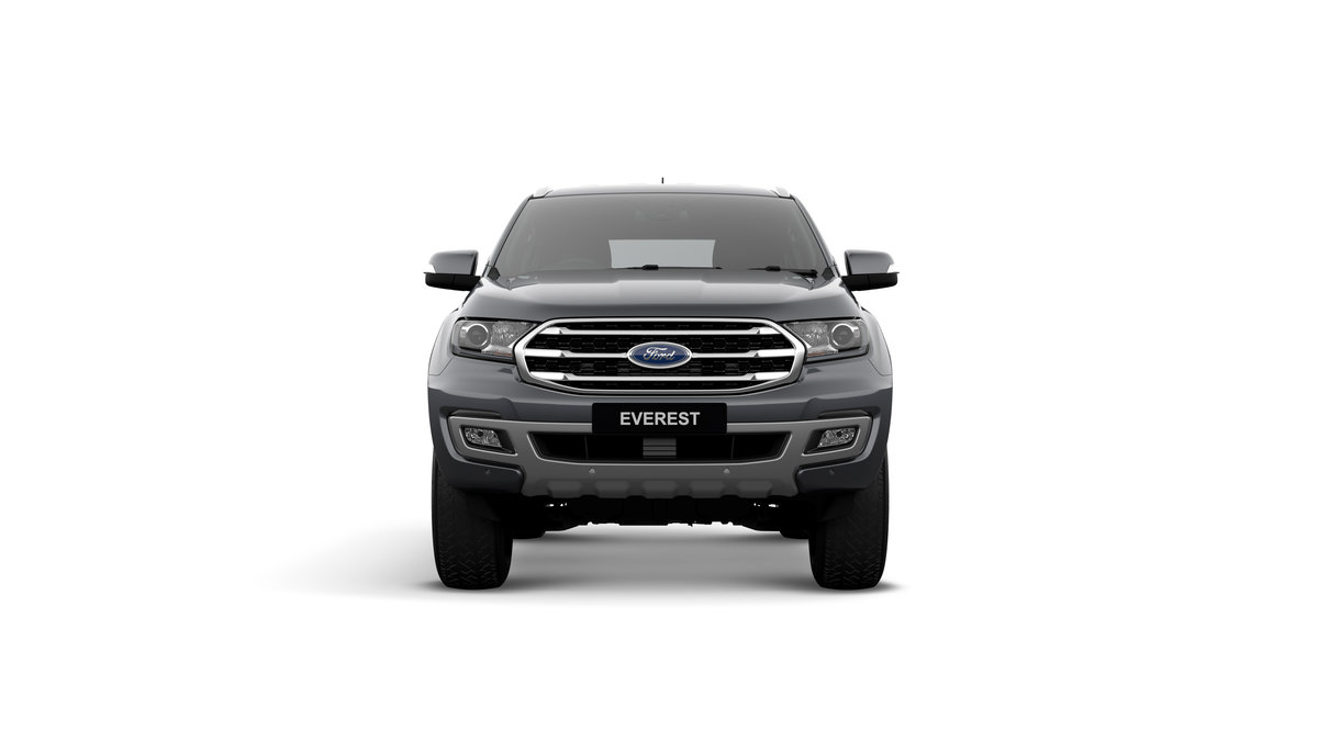 2019 Ford Everest Trend Rwd 7 Seat Ua Ii My19 Meteor Grey For