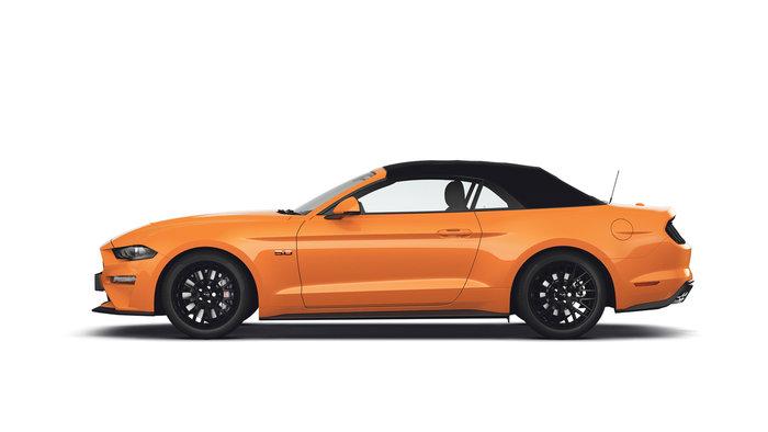 2019 Mustang GT Convertible