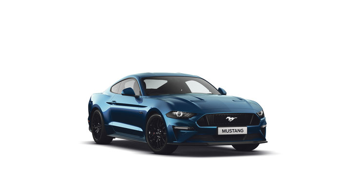 2019 Mustang GT *** INCLUDES BLACK SHADOW PACK ***