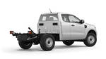 2018 RANGER XL PX MkIII MY19 XL Hi-Rider Cab Chassis Super Cab 4dr Spts Auto 6sp 4x2 1420kg 2.2DT