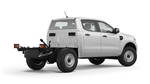 2018 RANGER XL PX MkIII MY19 XL Cab Chassis Double Cab 4dr Spts Auto 6sp 4x4 1265kg 3.2DT