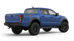 2019 Ranger Raptor ecome a part of the trend that is enveloping Australian motorirsts by experiencing the superior quality of the Ford Ranger Raptor. Whether you're traversing urban territory or pursuing off-road adventure, the Ranger Raptor is Ford's performance vehicle for you.<br/><br/> The Ranger Raptor's reinforced chassis includes brutally expensive Fox Racing shocks, an electronic rear axle lock, tough 17-inch BF Goodrich All-Terrain tires, a bunch of body modifications, and an underbody guard that keeps key components safe. That underbody guard, by the way, is made of 2.3-millimeter thick steel plates.<br/><br/> In addition, there are new front and rear bumpers for better approach and departure angles (24 and 32.5 degrees, respectively), very cool running boards on the sides, quite generous fender extensions, as well as a wonderfully immodest