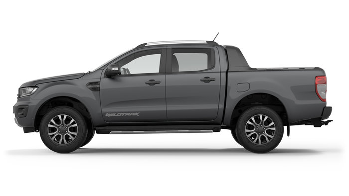2019 Ranger Wildtrak Become a part of the trend that is enveloping Australian motorists by experiencing the superior quality of the Ford Ranger Wildtrak. Whether you're traversing urban territory or pursuing off-road adventure, the Ranger Wildtrak is the top of the line Ranger and comes complete with front and rear sensors/reversing camera, DTRL's and HID headlamps, side steps and rear step as well as tub liner/12v socket in tub and Wildtrak Roller Shutter, full leather interior, heated front seats, electric driver seat and safety technology is standard.<br/><br/> You can feel comfortable driving in safety with the following standard: Adaptive Cruise Control, Autonomous Emergency Brake System, Forward CollisionWarning, Pedestrian Detection & Traffic Sign Recognition, Lane Departure Warning & Assist, Post Collision Brakes, Rear Collision Warning.<br/><br/> Find out why all the smart people buy with confidence from our family owned business that has been operating out of Queensland for over 25 years. We are one of the longest serving Ford Dealers and pride ourselves on making things simple.<br/><br/> We have 12 brands across our Group and high quality used cars. We can arrange freight to all parts of Australia if required.<br/><br/> We provide hassle free finance with some of the best lenders in the industry ? quick answers at competitive rates is our specialty.<br/><br/> We also have access to the best valuation services in Australia so we can arrange the best trade price for you.<br/><br/> If you want a simple process when buying your next Ford, enquire today and let our team take the hassle out of it for you.