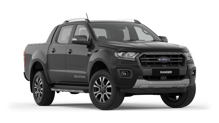 2019 Ranger Wildtrak Become a part of the trend that is enveloping Australian motorists by experiencing the superior quality of the Ford Ranger Wildtrak X. Whether you'retraversing urban territory or pursuing off-road adventure, the Ranger Wildtrak is the top of the line Ranger and comes complete with front and rear sensors/reversing camera, DTRL's and HID headlamps, side steps and rear step as well as tub liner/12v socket in tub and Wildtrak Roller Shutter, full leather interior, heated front seats, electric driver seat and safety technology is standard.<br/><br/> You can feel comfortable driving in safety with the following standard: Adaptive Cruise Control, Autonomous Emergency Brake System, Forward CollisionWarning, Pedestrian Detection & Traffic Sign Recognition, Lane Departure Warning & Assist, Post Collision Brakes, Rear Collision Warning.<br/><br/> This special model comes complete with $6000 worth of extras for only $2000 more than RRP. Included you get Nudge Bar with LED Light Bar, 35 Offset Wheels and Fender Flares, and Snorkel.<br/><br/> Call today to book an appointment as these will sell fast!<br/><br/> We provide hassle free finance with some of the best lenders in the industry ? quick answers at competitive rates is our specialty.<br/><br/> We also have access to the best valuation services in Australia so we can arrange the best trade price for you.<br/><br/> If you want a simple process when buying your next Ford, enquire today and let our team take the hassle out of it for you.