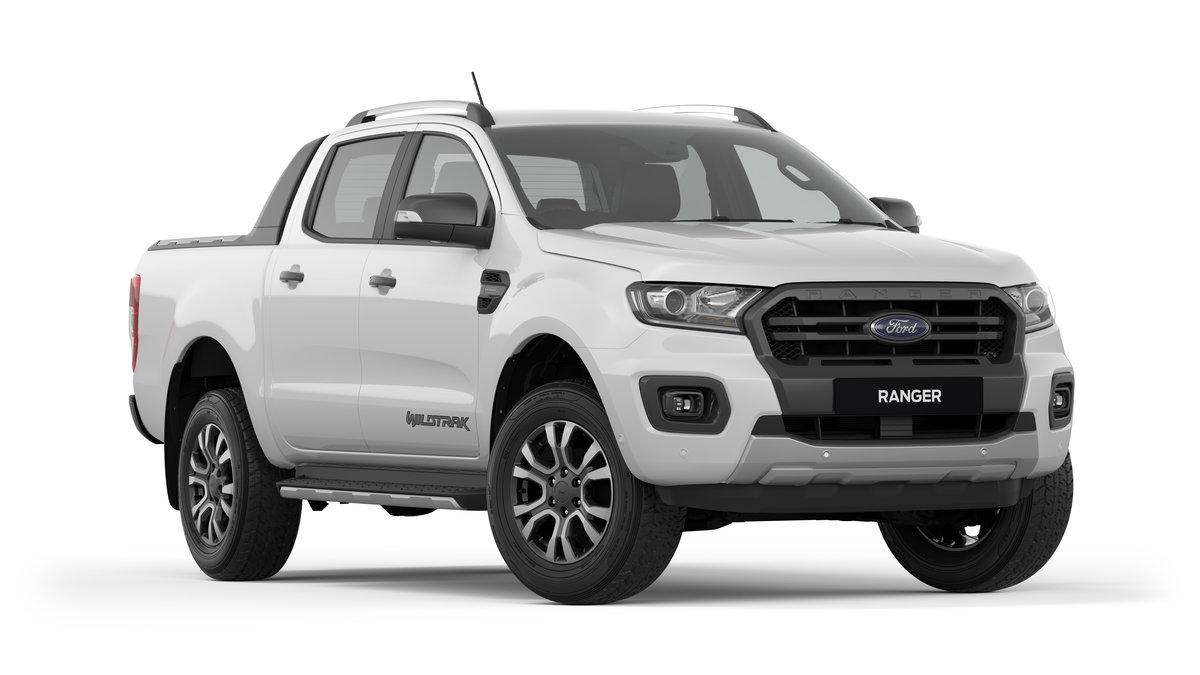Ford Ranger 2 3 L Engine For Sale >> 2019 Ford Ranger Wildtrak PX Mkiii MY19 4X4 Dual Range ...