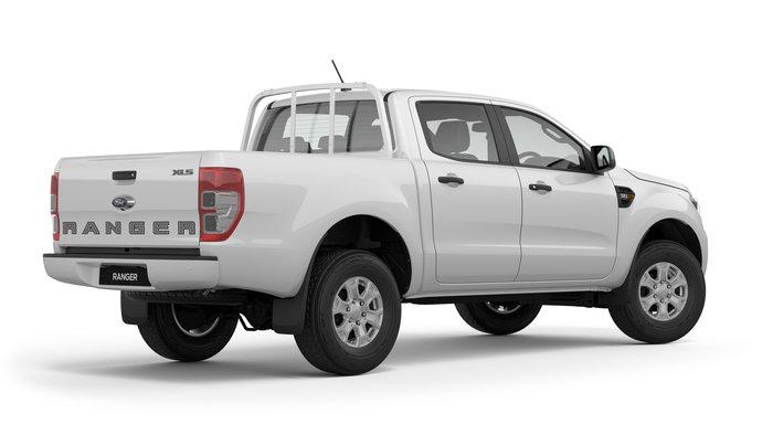 2018 RANGER XLS PX MkIII MY19 XLS Pick-up Double Cab 4dr Man 6sp 4x4 1016kg 3.2DT
