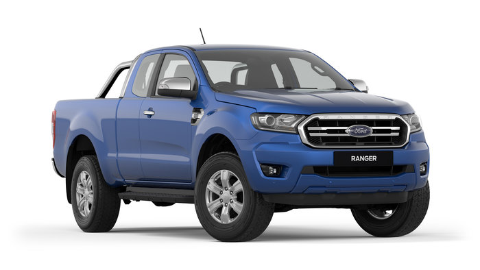 2019 Ranger XLT Welcome to the third generation of the Ford Ranger. The tried and trusted ever reliable and stylish Ranger is back and better than ever. Whether you?re throwing tools in the back during the week or hooking the Jet Ski trailer up for an adventure filled weekend away. Ford is guaranteed to have the model for you from tough tradie to weekend warrior, the Ranger will look good on your driveway.<br/><br/> The Ranger XLT is fitted with New look Alloy Wheels, Side Steps, Tub Liner, Sports Bar and Tow Pack as standard! Reverse Camera on a large 8 Inch Colour Touch Screen loaded with Fords SYNC3 Operating System with Apple Car Play and Android Auto capabilities, Sat Nav, Dual Zone Climate Control, Frontand Rear Parking Sensors are all included!<br/><br/> Standard with Lane Departure Aid and Warning, AEB with Pre-Collision Assist and Warning, Speed Sign Recognition, Pedestrian Detection, Trailer Sway Control and Roll Over Mitigation.<br/><br/> All this in a Tough refined Utility with Comfort levels far beyond the average Ute! Add to the already impressive features, a STRONG, POWERFUL and EFFICIENT Turbo Diesel engine with 3.5 tonne max braked towing and smooth and responsive 6 Speed Transmission and all the boxes are ticked. Find out whypeople buy with confidence from our family owned business, which has been operating out of Queensland for 28 years.<br/><br/> With a comprehensive display of Ford product, covering the Passenger and Commercial vehicle ranges we are confident you will find just what you are looking for.