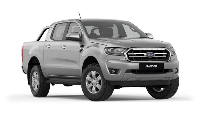 2019 Ranger 4x4 XLT Double Cab Pick-up