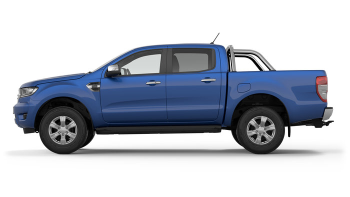2018 RANGER XLT PX MkIII MY19 XLT Pick-up Double Cab 4dr Spts Auto 6sp 4x4 995kg 3.2DT