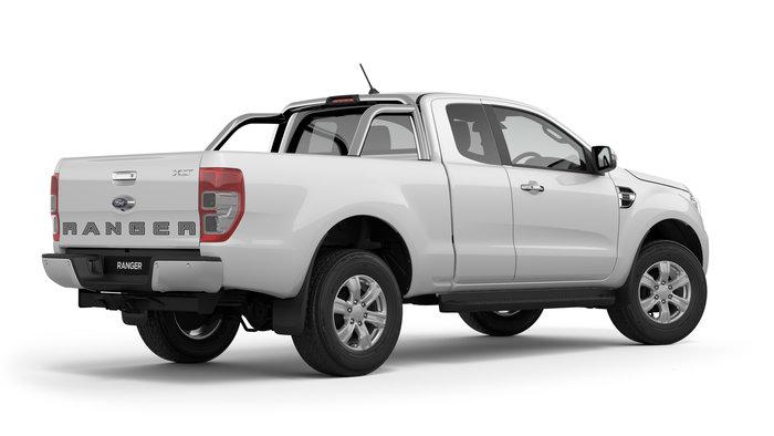 2019 RANGER XLT PX MkIII MY19 XLT Pick-up Super Cab 4dr Spts Auto 6sp 4x4 1029kg 3.2DT