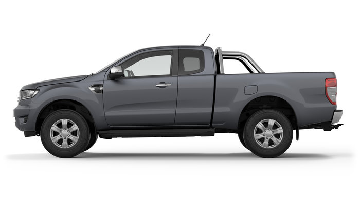 2019 Ranger XLT Become a part of the trend that is enveloping Australian motorirsts by experiencing the superior quality of the Ford Ranger XLT. Whether you're traversing urban territory or pursuing off-road adventure, the Ranger XLT comes complete with front and rear sensors/reversing camera, DTRL's and HID headlamps, side steps and rear step as well as tub liner/12v socket in tub and sports bar. Also included are Apple Carplay/Android Auto, and built-in GPS.<br/><br/> You can feel comfortable driving in safety with the XLT Tech Pack offering: Adaptive Cruise Control, Autonomous Emergency Brake System, Forward Collision Warning, Pedestrian Detection & Traffic Sign Recognition, Lane Departure Warning & Assist, Post Collision Brakes, Rear Collision Warning.<br/><br/> Find out why all the smart people buy with confidence from our family owned business that has been operating out of Queensland for over 25 years. We are one of the longest serving Ford Dealers and pride ourselves on making things simple.<br/><br/> We have 12 brands across our Group and high quality used cars. We can arrange freight to all parts of Australia if required.<br/><br/> We provide hassle free finance with some of the best lenders in the industry ? quick answers at competitive rates is our specialty.<br/><br/> We also have access to the best valuation services in Australia so we can arrange the best trade price for you.<br/><br/> If you want a simple process when buying your next Ford, enquire today and let our team take the hassle out of it for you.