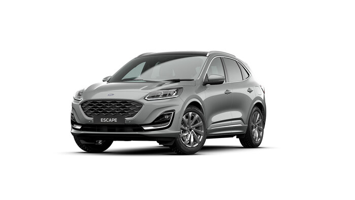 2020 Escape Vignale We are dedicated to providing a safe environment for our customers and staff during the COVID-19 pandemic. Our staff are trained and available to take your enquiry via your preferred video call - Facetime, Zoom or Skype This provides you the opportunity to see the vehicle and still ask our Sales team any questions you have. Once you have decided this is the vehicle you want, we can provide you with the option of either unaccompanied or overnighttest drives. We can bring the vehicle to you, providing a contactless service and ensure the vehicle is sanitised before giving you the keys. Finally, our vehicles are sanitised after every test drive with areas in the vehicle such as steering wheels, gear shifters, doorhandles and internal consolebuttons all being sanitised multiple times per day. We are here to provide you the safest yet best experience possible.