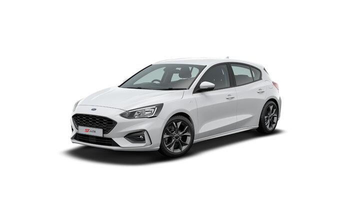 2020 Ford Focus ST-Line