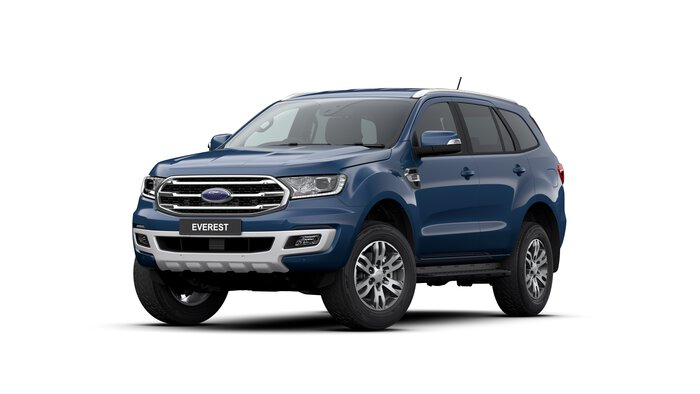 2021 Ford Everest Titanium