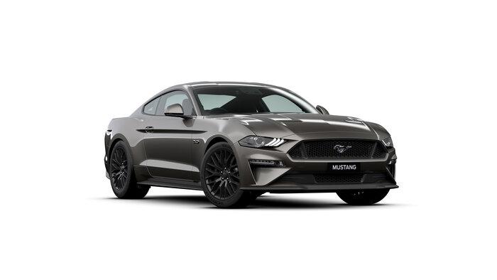 2021 Mustang GT
