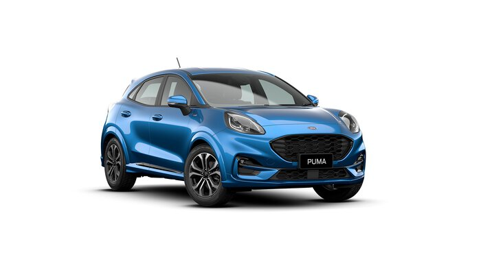 2021 Puma ST-Line INCLUDES PARK PACK AND POWER TAILGATE KEYLESS ENTRY