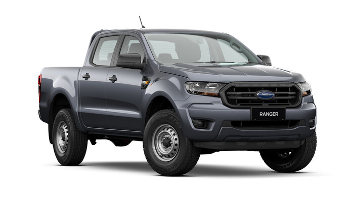 2021 Ford Ranger XL Hi-Rider