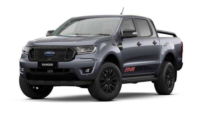 2021 Ford Ranger FX4