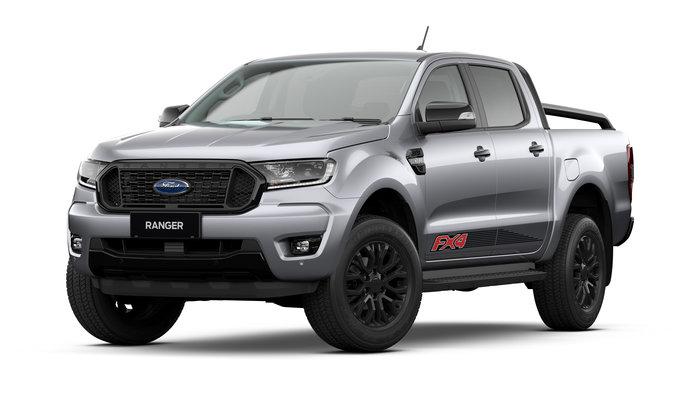 2021 Ranger FX4