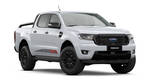 2021 Ranger FX4 Whether you're on the open road towing or exploring your favourite off road track, the Ranger FX4 will take on any task with ease. This example just looks awesome, special decals, Black Alloys, Extended Sports Bar and Powered by the 3.2 5 cylinder engine and backed by the 6 speed auto, or an optional 2.0l Bi Turbo, 10 speed automatic both power plants delivering clean crisp performance and it will tow up to 3.5T braked with no issue at all! Standard with tow bar and tub liner the FX4 is sensational value for money. <br/>Inside the cabin, on the drivers display all the info you will need on that next trip will be at your fingertips. 8 Inch infotainment thanks to Ford Sync which incorporates navigation, apple carplay and Android auto & Ford Pass. Control features by voice with the simple touch of a button on the steering wheel. Adaptive cruise with collision avoidance is standard, along with lane keep assist.<br/>Make your enquiry now and book your test drive, you will see why the Ranger is the top selling 4x4 in Australia!<br/>Whether you're on the open road towing or exploring your favourite off road track, the Ranger FX4 will take on any task with ease. This example just looks awesome, special decals, Black Alloys, Extended Sports Bar and Powered by the 3.2 5 cylinder engine and backed by the 6 speed auto, or an optional 2.0l Bi Turbo, 10 speed automatic both power plants delivering clean crisp performance and it will tow up to 3.5T braked with no issue at all! Standard with tow bar and tub liner the FX4 is sensational value for money. <br/>Inside the cabin, on the drivers display all the info you will need on that next trip will be at your fingertips. 8 Inch infotainment thanks to Ford Sync which incorporates navigation, apple carplay and Android auto & Ford Pass. Control features by voice with the simple touch of a button on the steering wheel. Adaptive cruise with collision avoidance is standard, along with lane keep assist.<br/>Make your enquiry