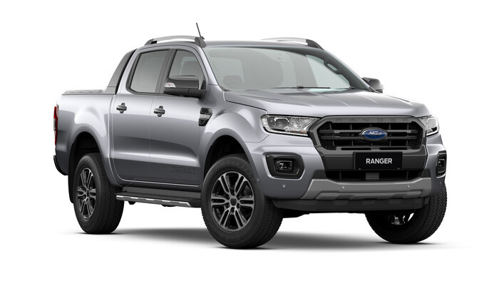 2021 Ranger Wildtrak **NOW WITH ELECTRONIC ROLLER TOP STANDARD**<br/><br/> <br> <br><br/><br/>**FORD PASS STANDARD**<br/><br/><br> <br><br/><br/>Key Features Include:<br/><br><br/><br/>- Wildtrak Leather Accented Seats<br/><br><br/><br/> - Heated Front Seats<br/><br><br/><br/>- Roller Shutter equiped tub<br/><br><br/><br/>- 18 Inch Alloy Wheels<br/><br><br/><br/>- 5 Year Unlimited Kilometre Warranty<br/><br><br/><br/> - Voice Controlled Satellite Navigation<br/><br><br/><br/> - Reverse Camera<br/><br><br/><br/>- Front/Rear Sensors<br/><br><br/><br/>- Proximity Entry/Push to Start<br/><br><br/><br/> - Apple Carplay/Android Auto/Sync 3 <br><br/><br/>- Bluetooth Audio/Music<br/><br><br/><br/>- DAB Digital Radio<br/><br><br/><br/>- Heavy Duty Towbar<br/><br><br/><br/>- 5 Star ANCAP Safety Rating<br/><br><br/><br/>- Adaptive Cruise Control<br/><br><br/><br/>- Pre-Collision Assist<br/><br><br/><br/>- Auto High Beam<br/><br><br/><br/>- Lane Keeping Aid<br/><br><br/><br/>- Active Park Assist<br/><br><br/><br/>- Traffic Sign Recognition <br><br/><br/><br><br/><br/>Tough looks and SUV-like driving quality are jus<br/><br/>t the start! Come and see why the Ford Ranger is one of Australias most popular vehicles.<br/><br/> <br> <br><br/><br/>We are a locally owned South Australian business<br/><br/> and would love to help you find your next car! Enquire today!