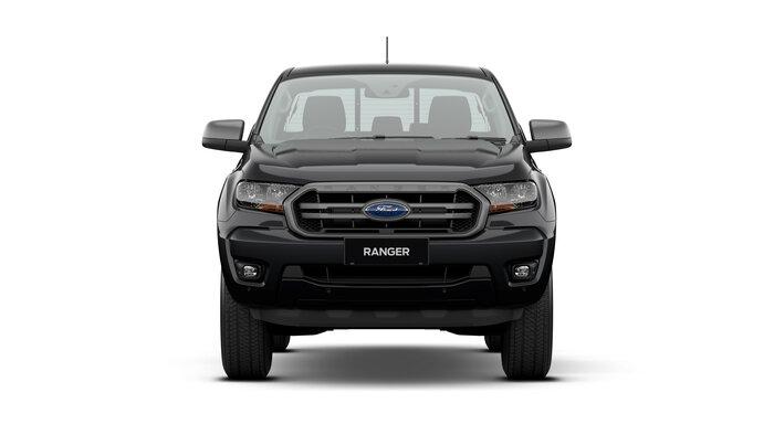 2021 Ranger XLS INCLUDES XLS PREMIUM PACK TOUGH BEDLINER 17 INCH BLACK ALLOY WHEELS