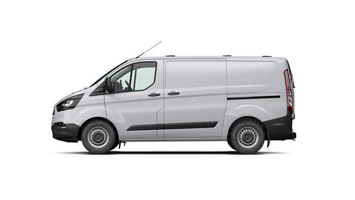 2021 Transit Custom 340L FITTED WITH FACTORY SATELLITE NAVIGATION