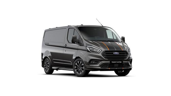 2021 Transit Custom 320L Sport