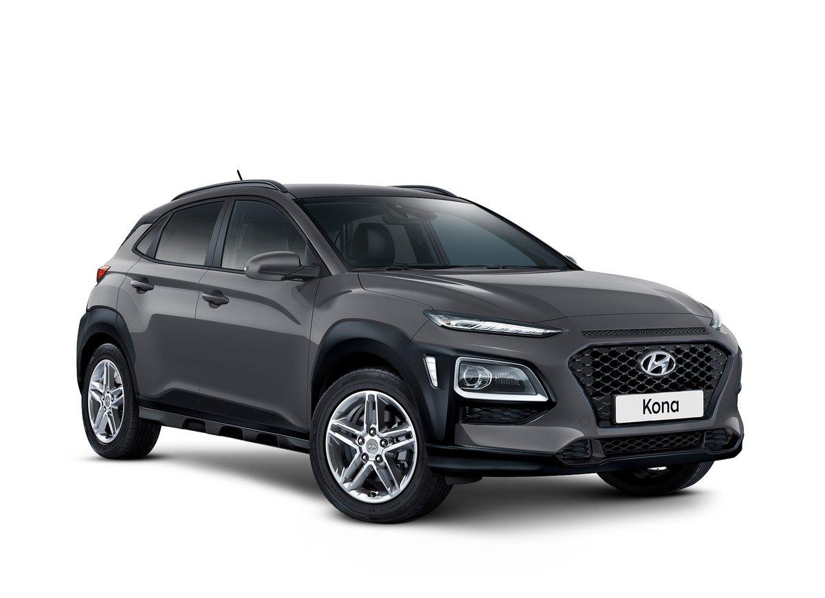 2017 Hyundai Kona Active Os Grey For Sale In Dandenong