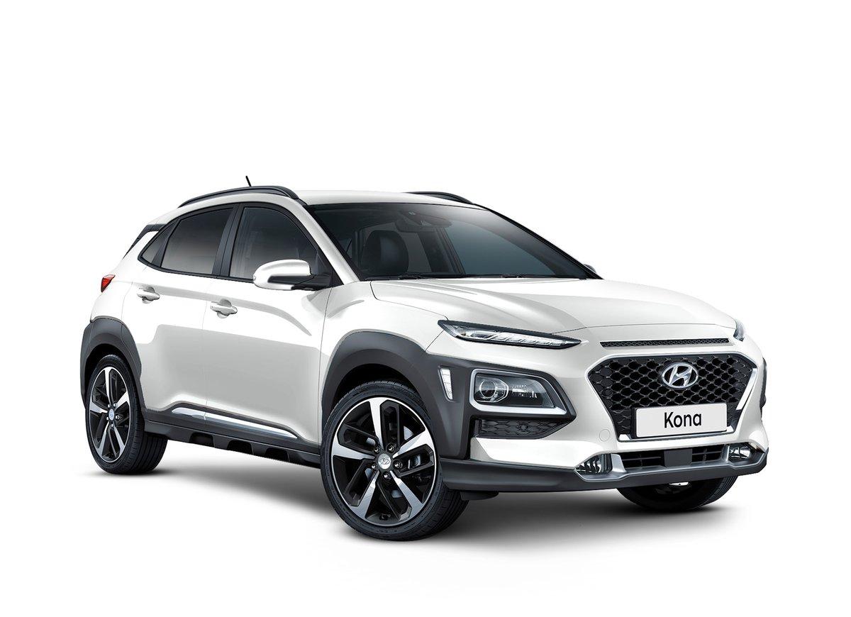 2017 Hyundai Kona Highlander Yel Awd Os Acid Yellow