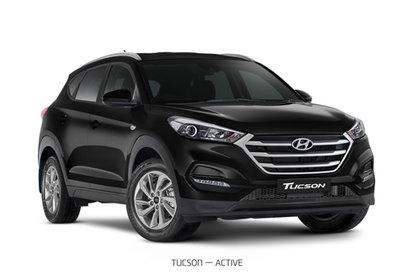 2017 Hyundai Tucson Active