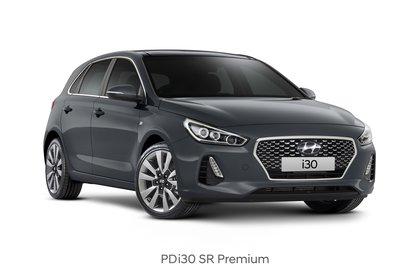 2017 i30 SR Premium