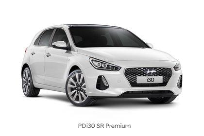 2017 i30 (PD) 2018 G318 PD I30 HATCH SR PREMIUM 1.6P AUTO