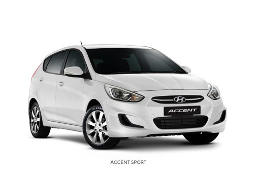 2018 ACCENT SPORT