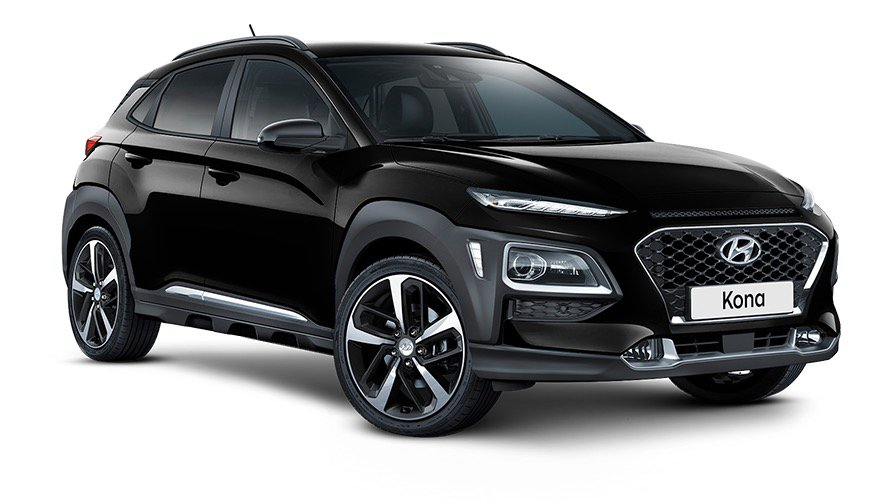 2018 Hyundai Kona Highlander Os Black For Sale In