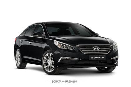 2018 SONATA Premium