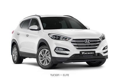 2018 Tucson Elite