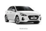 2018 i30 (PD) 2019 G319 PD2 I30 HATCH ACTIVE 1.6D AUTO