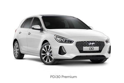 2018 I30 Premium