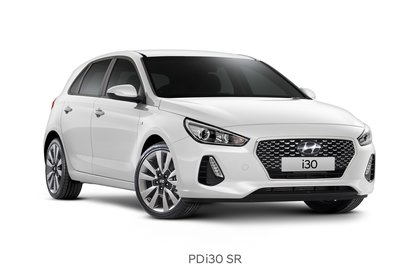 2018 i30 (PD) 2018 G318 PD2 I30 HATCH SR 1.6P MAN
