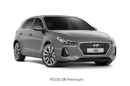 2018 I30 SR Premium