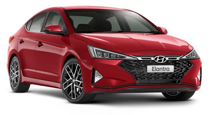 2019 Hyundai Elantra Sport Premium